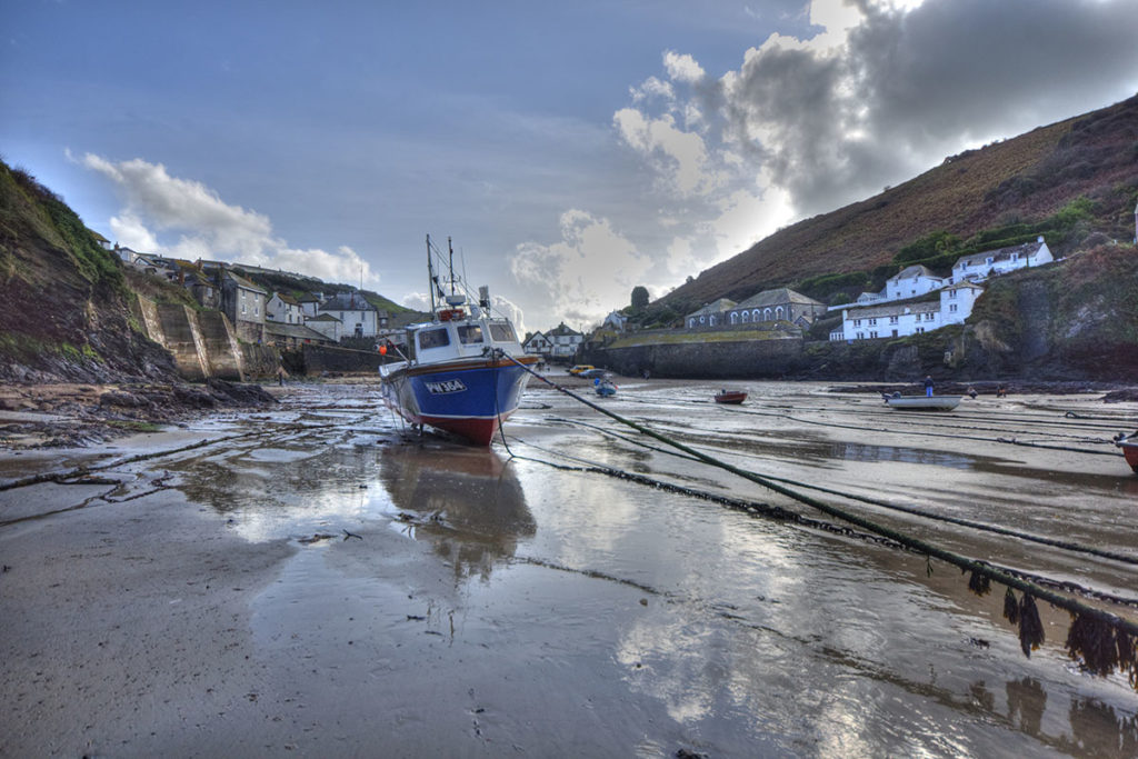 port isaac landscape photographer