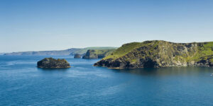 tintagel landscape photography