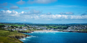 polzeath landscape photograph