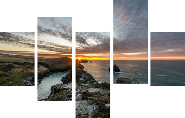boscastle triptych canvas